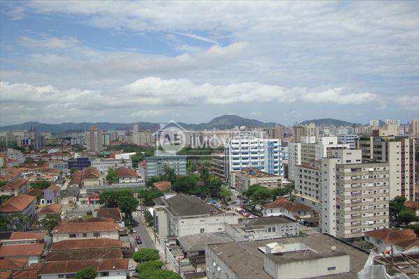Cobertura em Santos bairro Boqueirão