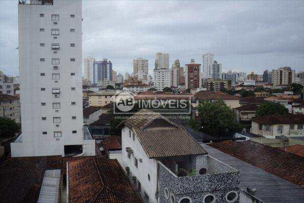 Cobertura em Santos bairro Embaré
