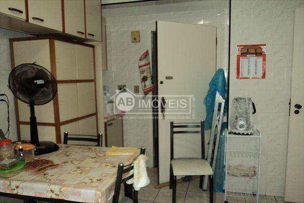 Apartamento com 2 dorms, Campo Grande, Santos - R$ 400 mil, Cod: 1006