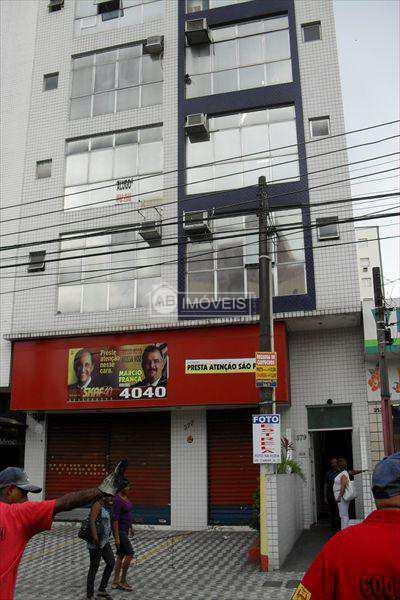 Sala em São Vicente bairro Centro