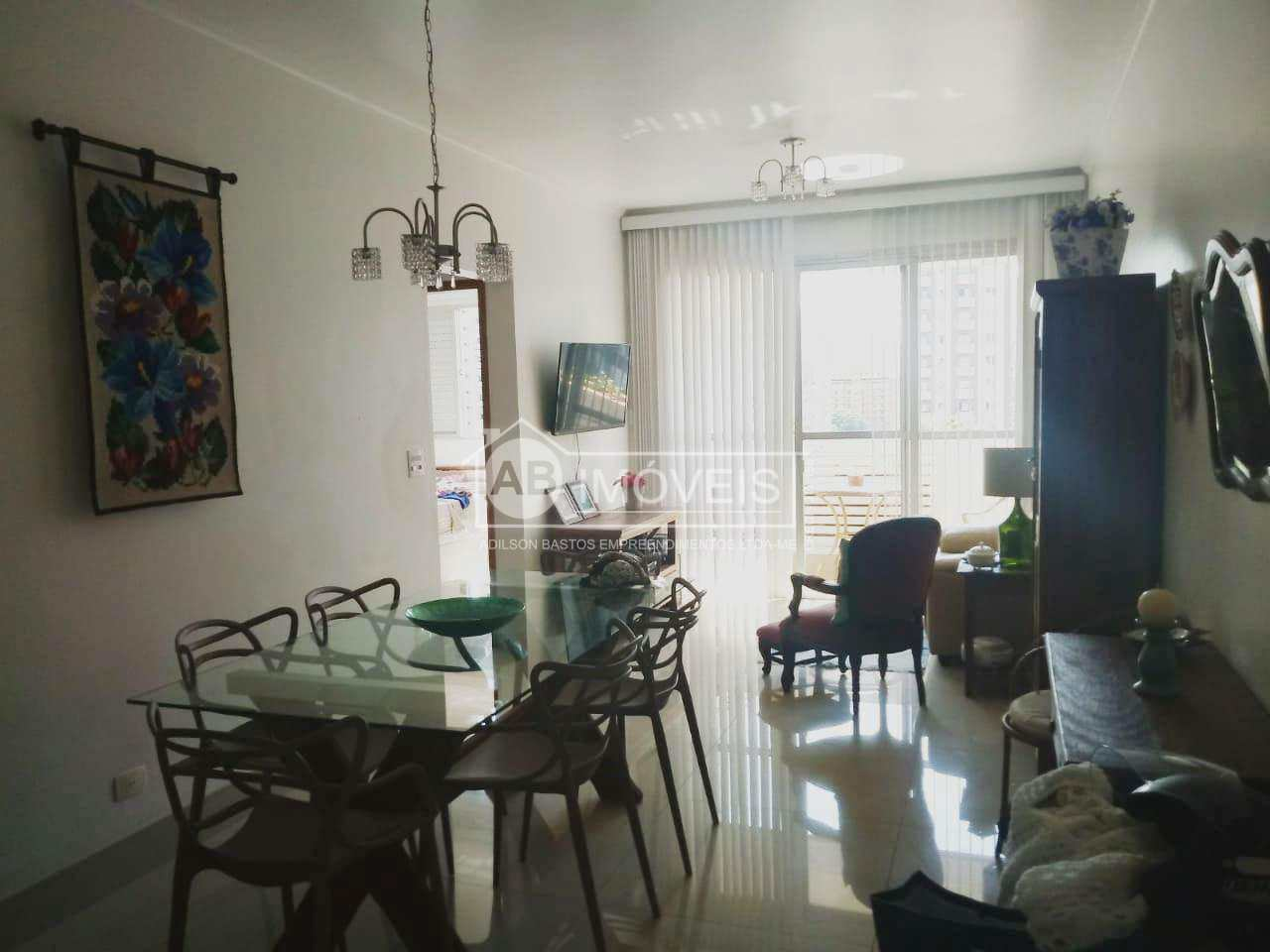 Apartamento com 2 dorms, Boqueirão, Santos - R$ 550 mil, Cod: 2844