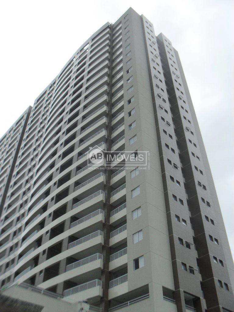 Apartamento com 3 dorms, Encruzilhada, Santos - R$ 600 mil, Cod: 2845