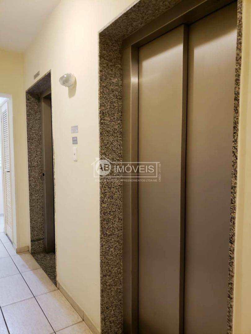 Apartamento com 2 dorms, Campo Grande, Santos - R$ 380 mil, Cod: 2848