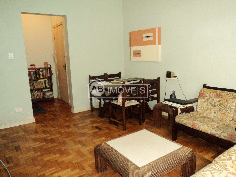 Apartamento com 2 dorms, José Menino, Santos - R$ 420 mil, Cod: 2861