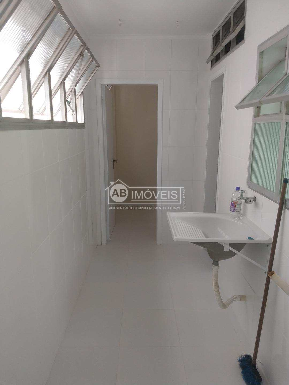Apartamento com 2 dorms, Gonzaga, Santos, Cod: 2934