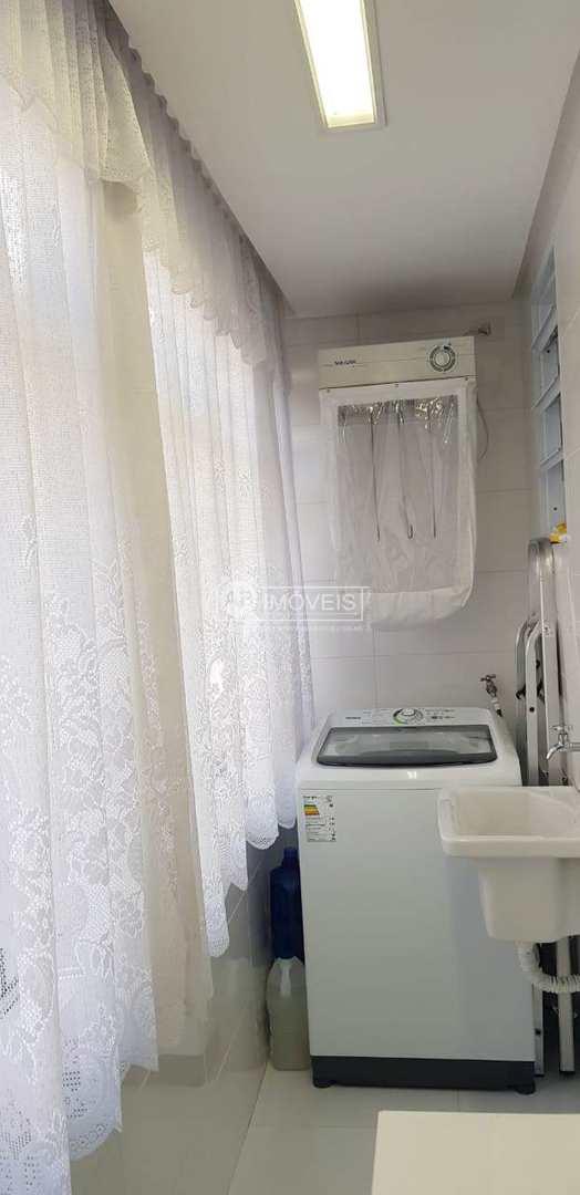Apartamento com 2 dorms, Aparecida, Santos - R$ 398 mil, Cod: 2967