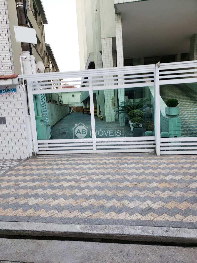 Apartamento com 2 dorms, Campo Grande, Santos - R$ 420 mil, Cod: 2992