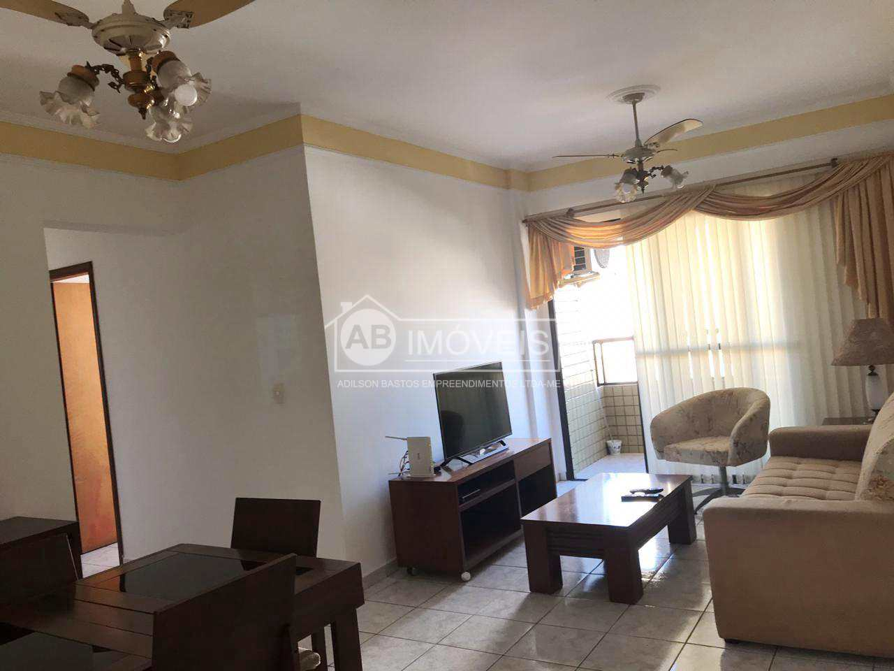 Apartamento com 3 dorms, Embaré, Santos - R$ 650 mil, Cod: 3018