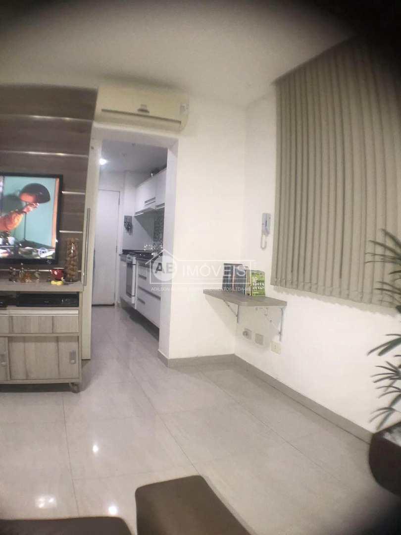 Apartamento com 1 dorm, Boqueirão, Santos - R$ 310 mil, Cod: 3032