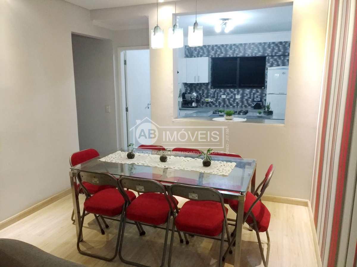 Apartamento com 2 dorms, Embaré, Santos - R$ 495 mil, Cod: 3108
