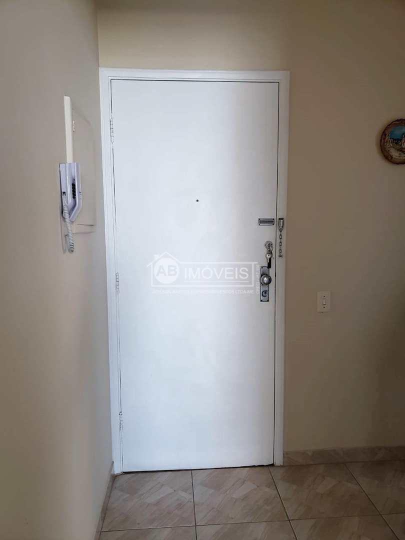 Apartamento com 1 dorm, Pompéia, Santos - R$ 355 mil, Cod: 3185
