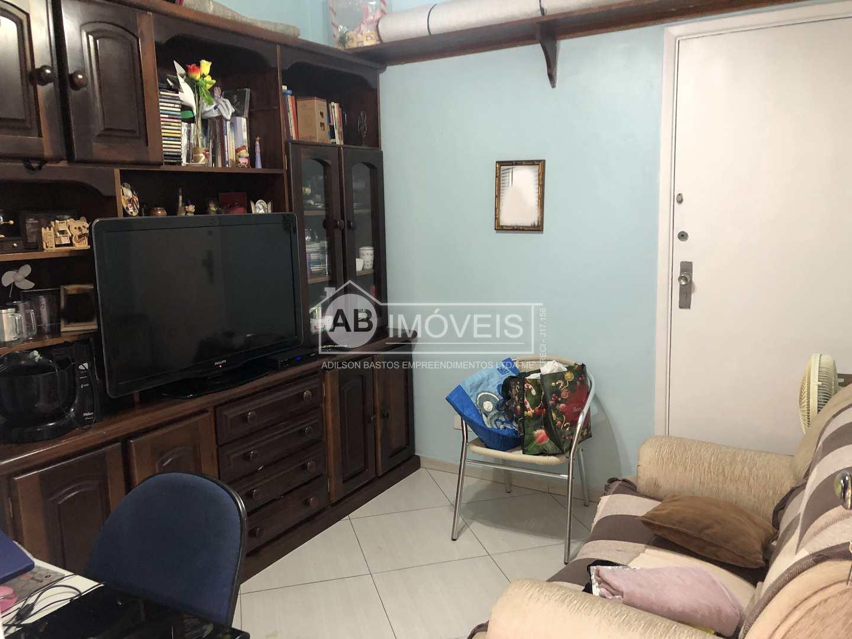 Apartamento com 2 dorms, Marapé, Santos - R$ 280 mil, Cod: 3335
