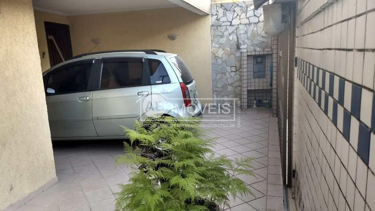 Casa com 3 dorms, Ponta da Praia, Santos - R$ 900 mil, Cod: 3785