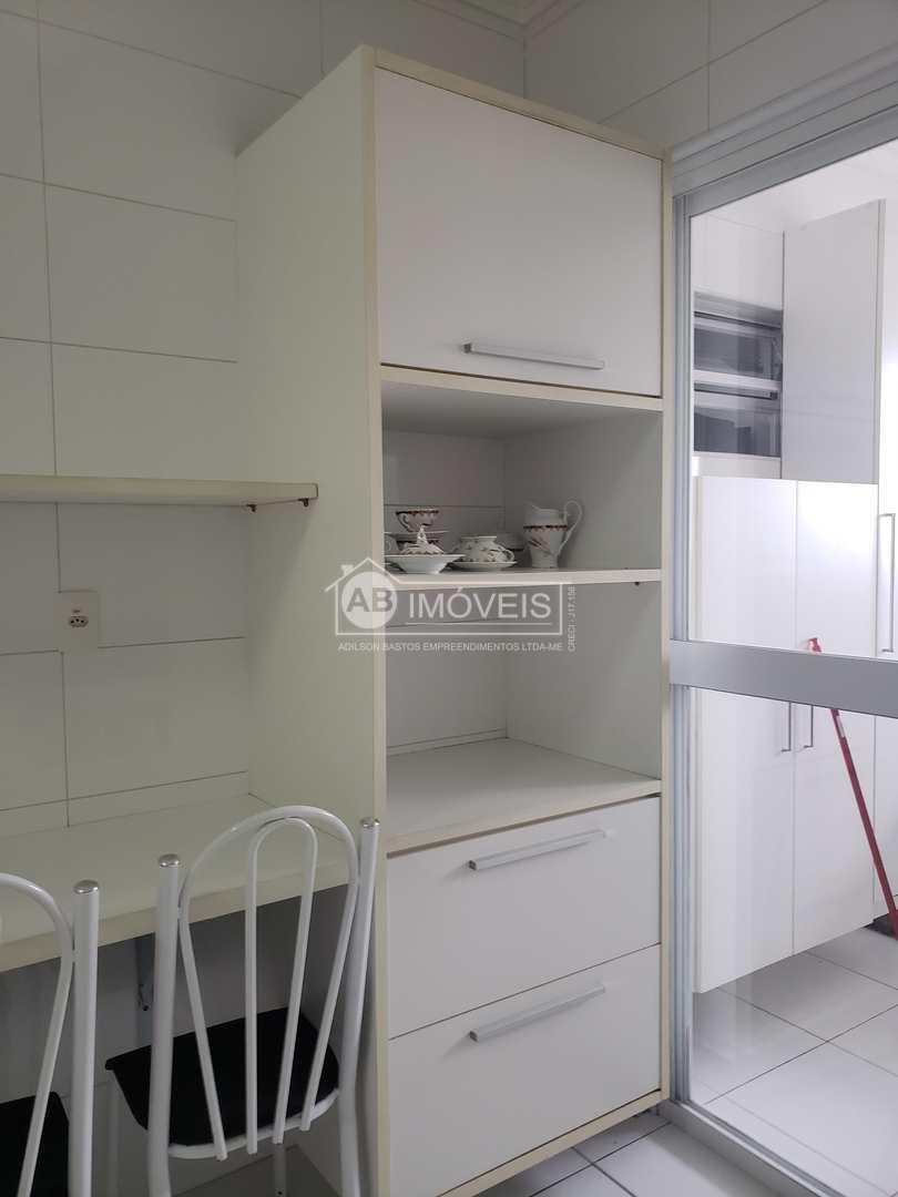 Apartamento com 3 dorms, Boqueirão, Santos - R$ 1.15 mi, Cod: 3799