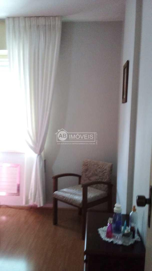 Apartamento com 2 dorms, Campo Grande, Santos - R$ 450 mil, Cod: 4199