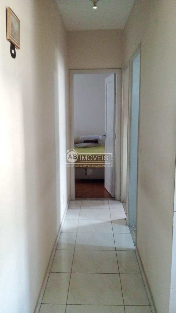 Apartamento com 3 dorms, Gonzaga, Santos - R$ 390 mil, Cod: 4203