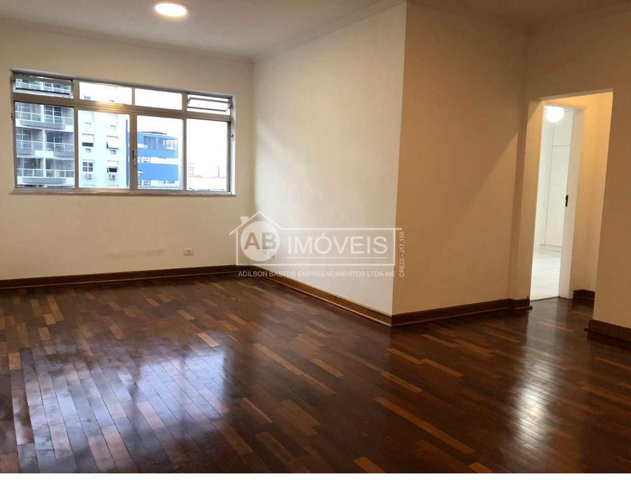 Apartamento com 2 dorms, José Menino, Santos - R$ 490 mil, Cod: 4205
