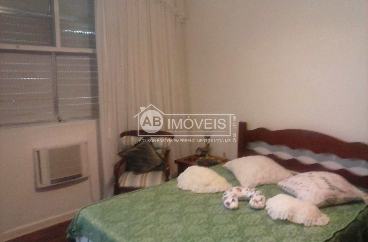 Apartamento com 2 dorms, Campo Grande, Santos - R$ 420 mil, Cod: 4210