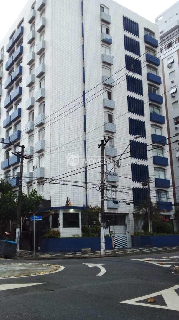 Apartamento com 3 dorms, Gonzaga, Santos - R$ 748 mil, Cod: 4242
