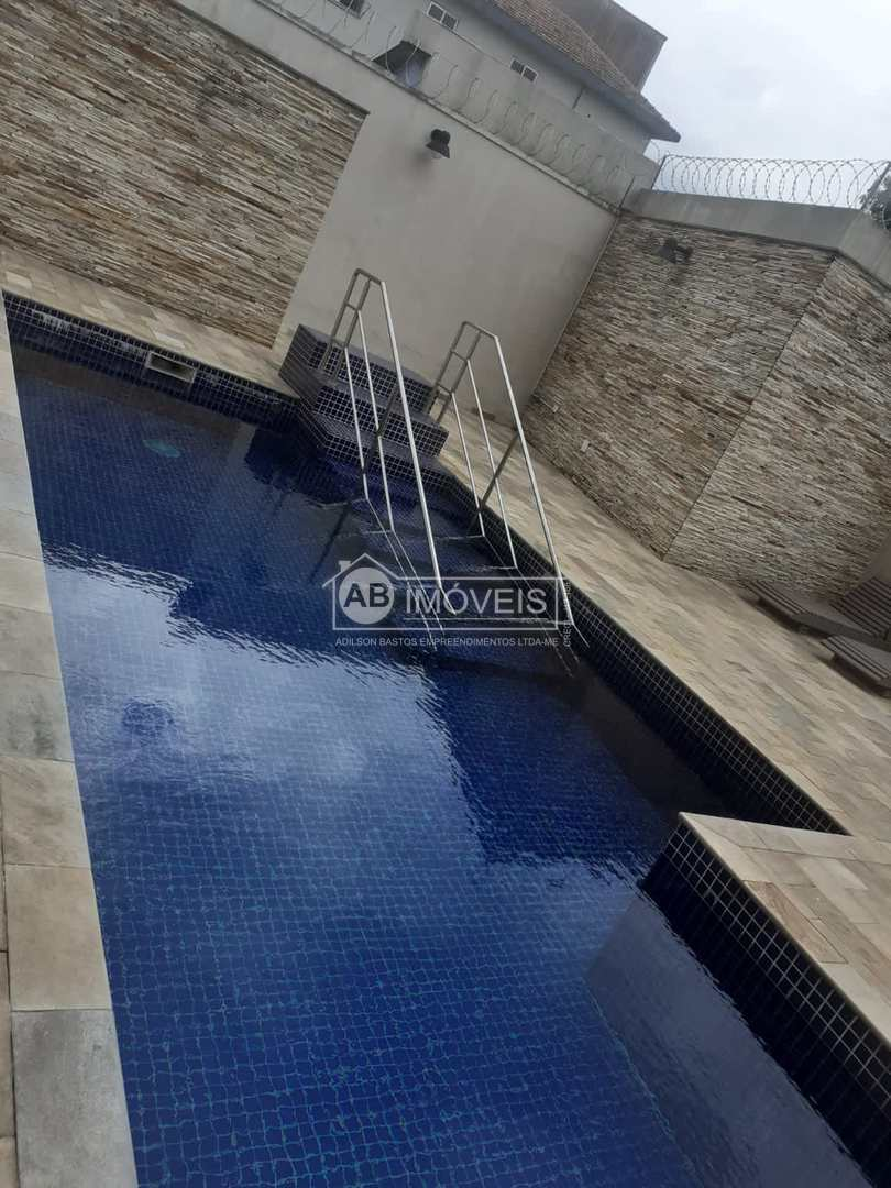 Apartamento com 1 dorm, Vila Mathias, Santos - R$ 300 mil, Cod: 4244