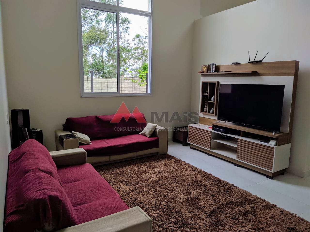 Casa de Condomínio com 4 dorms, Residencial Central Parque, Salto - R$ 750 mil, Cod: 1753
