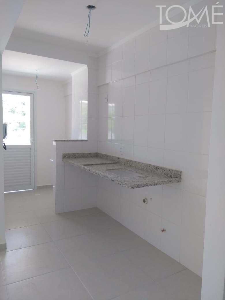 Apartamento - 2 dorms, Centro, Bertioga - R$ 415 mil, Cod: 545