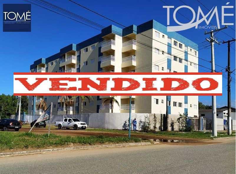 Apartamento com 2 dorms, Indaiá, Bertioga - R$ 328 mil, Cod: 505
