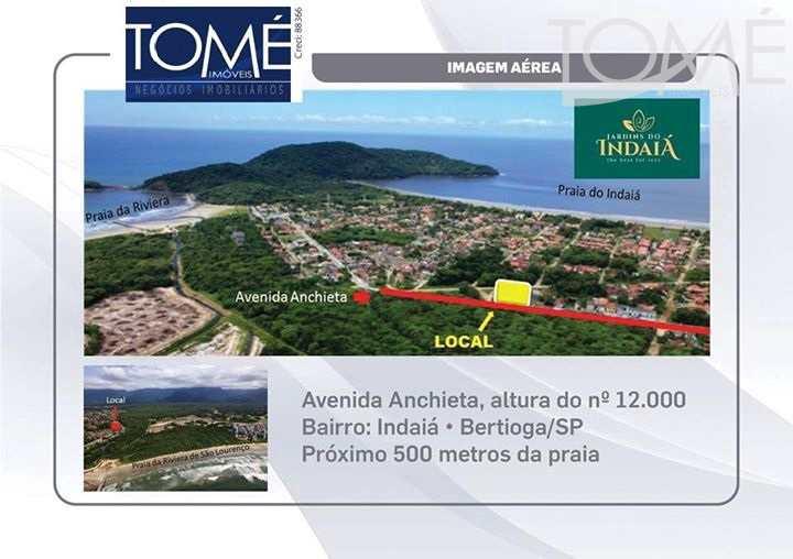 Apartamento com 2 dorms, Indaiá, Bertioga - R$ 243 mil, Cod: 505