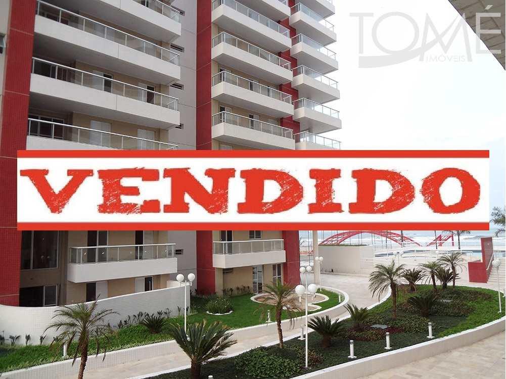 Apartamento com 3 dorms, Centro, Bertioga - R$ 820 mil, Cod: 230
