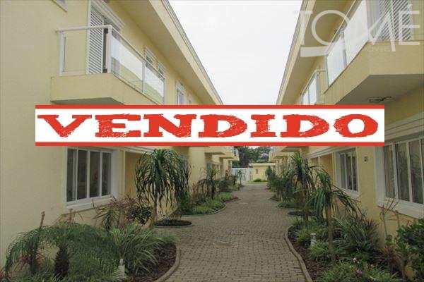 Casa de Vila com 3 dorms, Indaiá, Bertioga - R$ 375 mil, Cod: 173