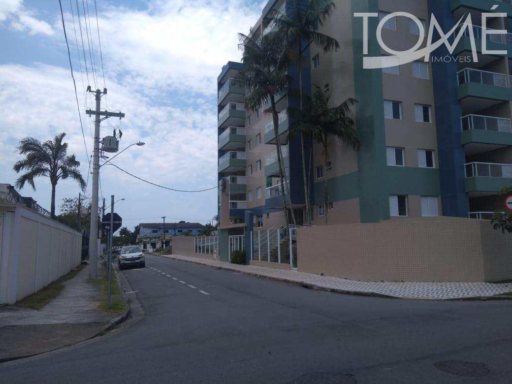 Apartamento com 2 dorms, Centro, Bertioga - R$ 500 mil, Cod: 627