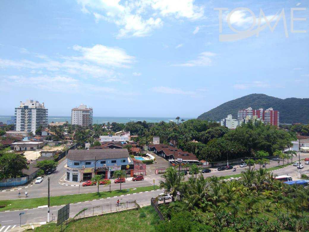 Cobertura com 3 dorms, Centro, Bertioga - R$ 980 mil, Cod: 628