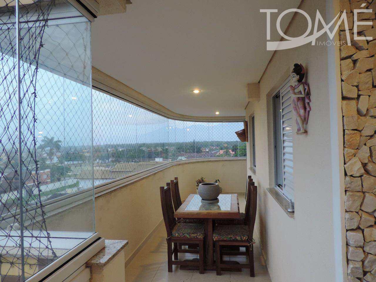 Apartamento com 3 dorms, Maitinga, Bertioga - R$ 580 mil, Cod: 640