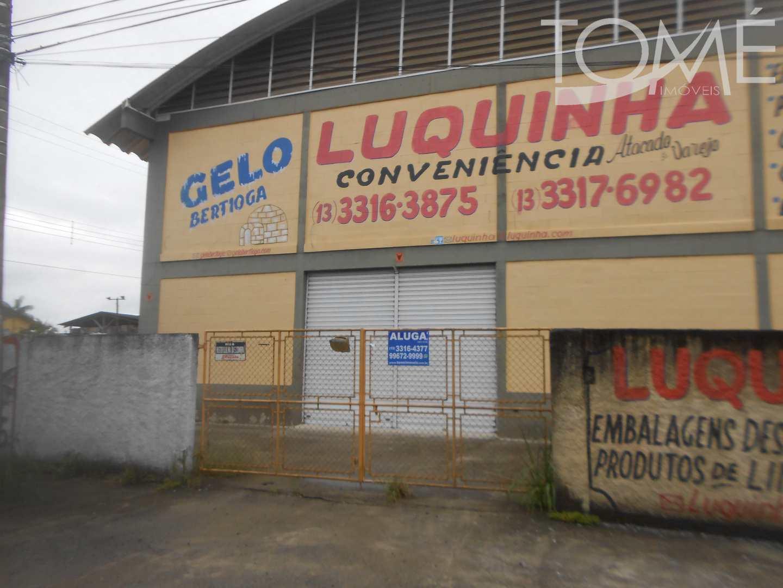 Galpão Industrial, Comercial - Trevo SESC - Bertioga, Cod: 681