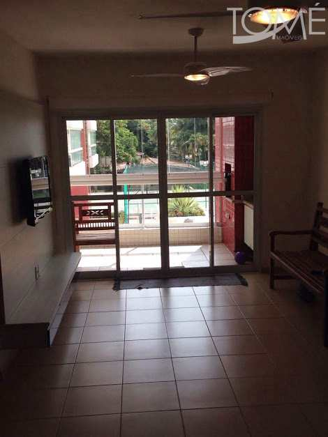 Apartamento com 3 dorms, Centro, Bertioga - R$ 750 mil, Cod: 711