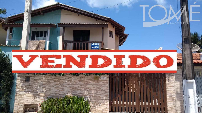 OFERTA! Sobrado, 4 dorm, Centro, Bertioga - R$ 480 mil, Cod.791