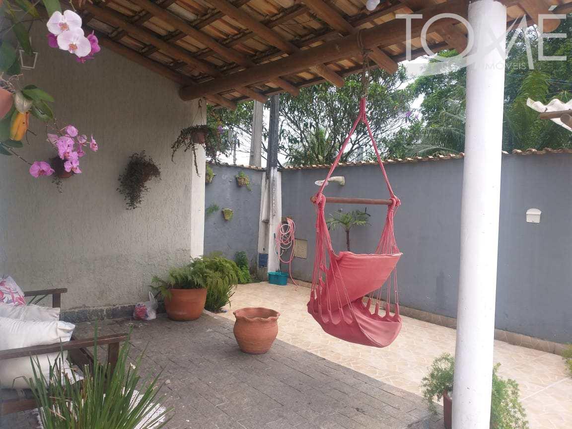Sobrado com 2 suítes, Jardim Albatroz II, Bertioga, Cod: 895