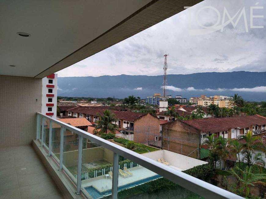 Apartamento com 2 dorms, Maitinga, Bertioga - R$ 610 mil, Cod: 958