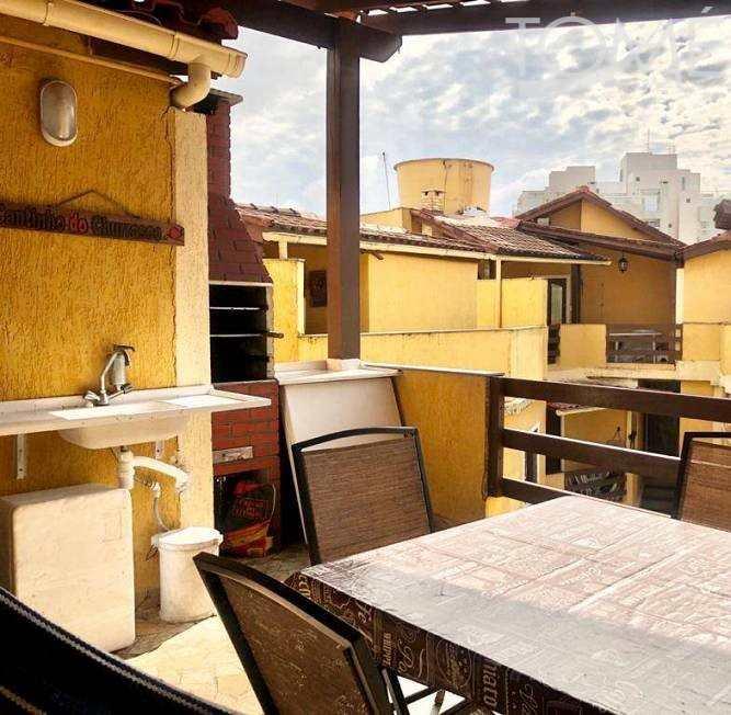 Apto Duplex - 2 dorm, Maitinga, Bertioga - R$ 375 mil, Cod: 971