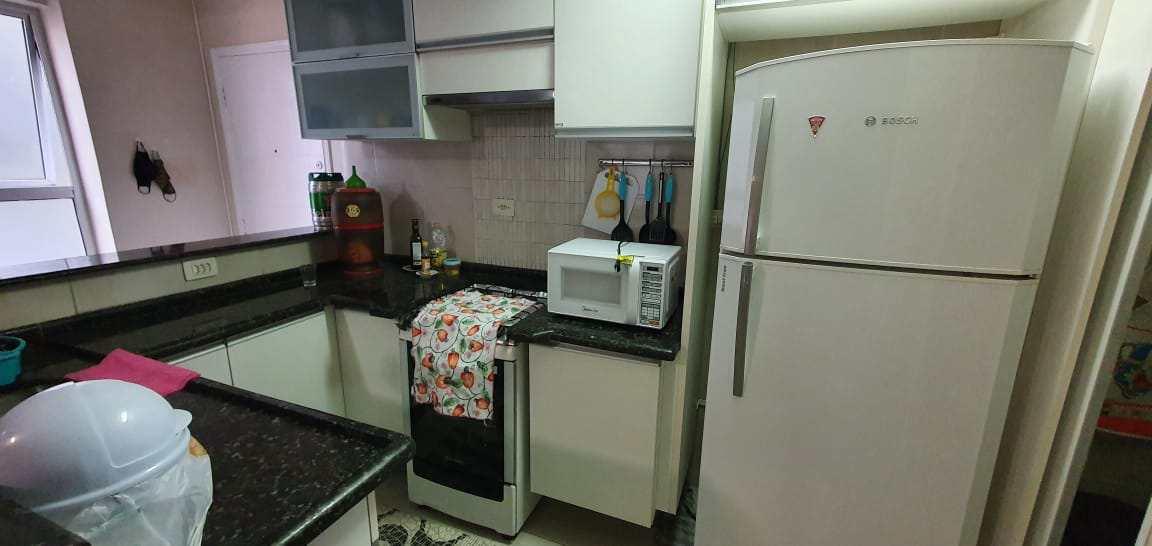 Apartamento com 2 dorms, Gonzaguinha, São Vicente - R$ 320 mil, Cod: 10756