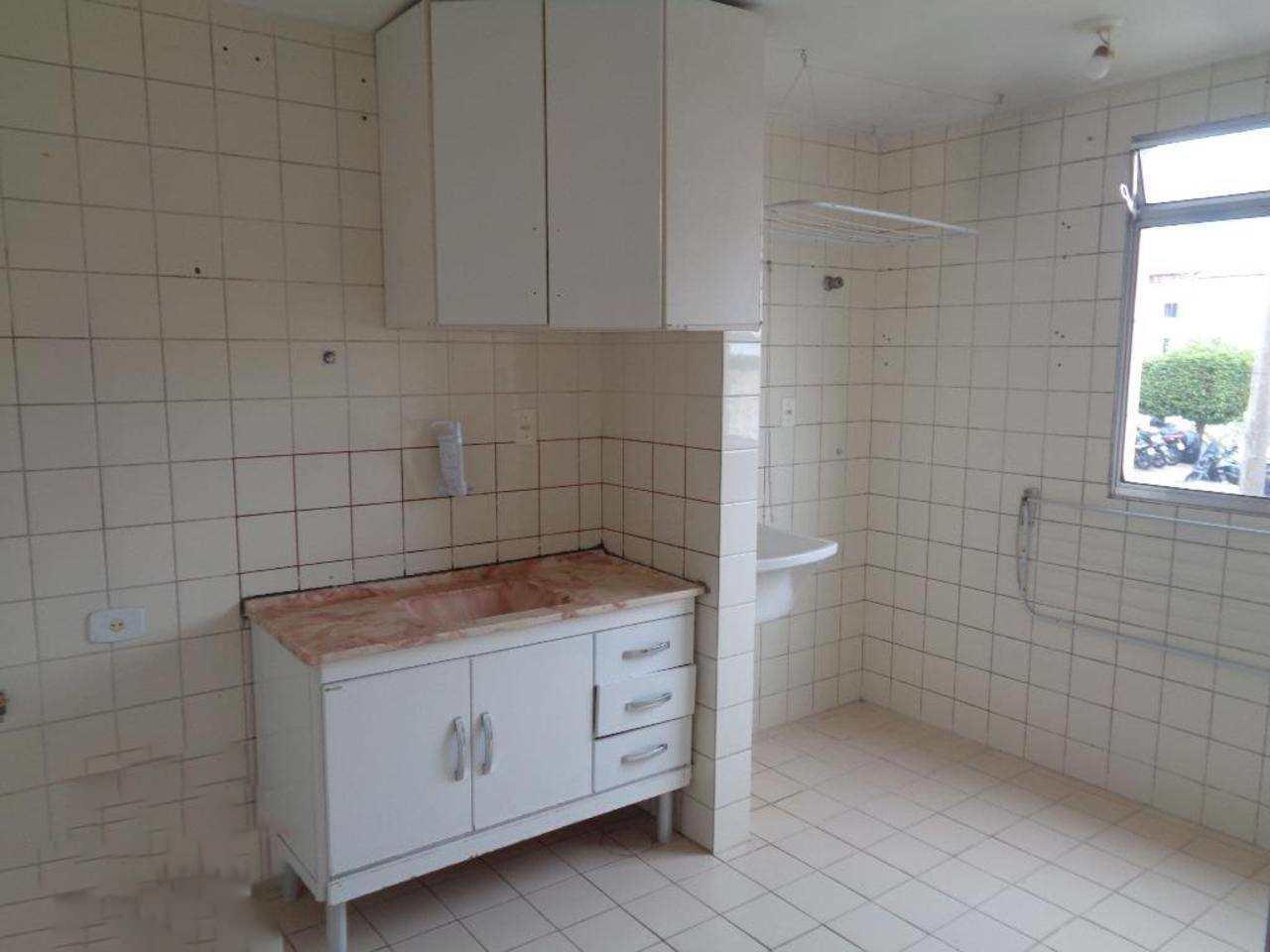 Apartamento com 1 dorm, Jardim Caiapiá, Cotia - R$ 150 mil, Cod: 10565