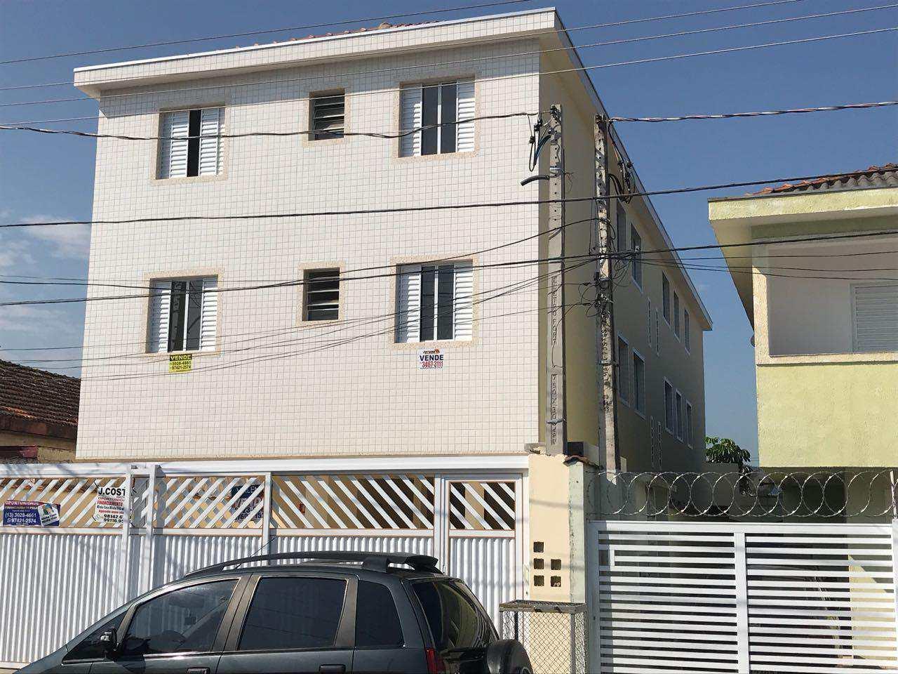 Apartamento com 2 dorms, Vila Margarida, São Vicente - R$ 169.900,00, 45,65m² - Codigo: 10906