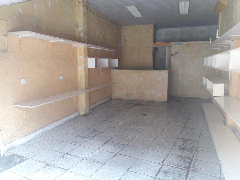 Loja, Centro, São Vicente, 31m² - Codigo: 10908