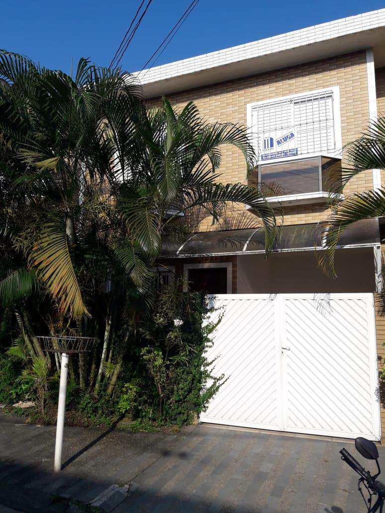 Casa com 2 dorms, Parque Bitaru, São Vicente, Cod: 10909