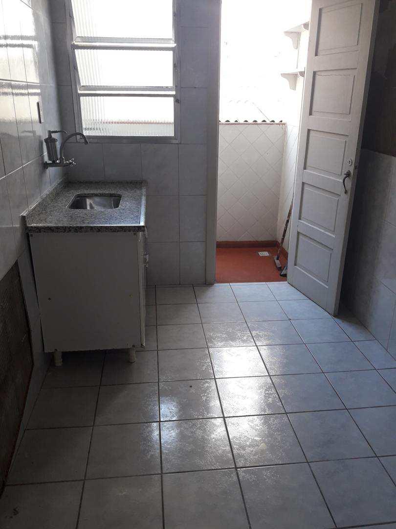 Apartamento com 1 dorm, Itararé, São Vicente - R$ 170 mil, Cod: 10915