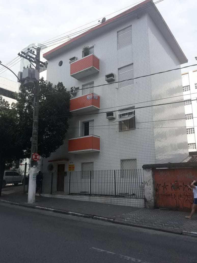Apartamento com 2 dorms, Centro, São Vicente - R$ 280 mil, Cod: 10963