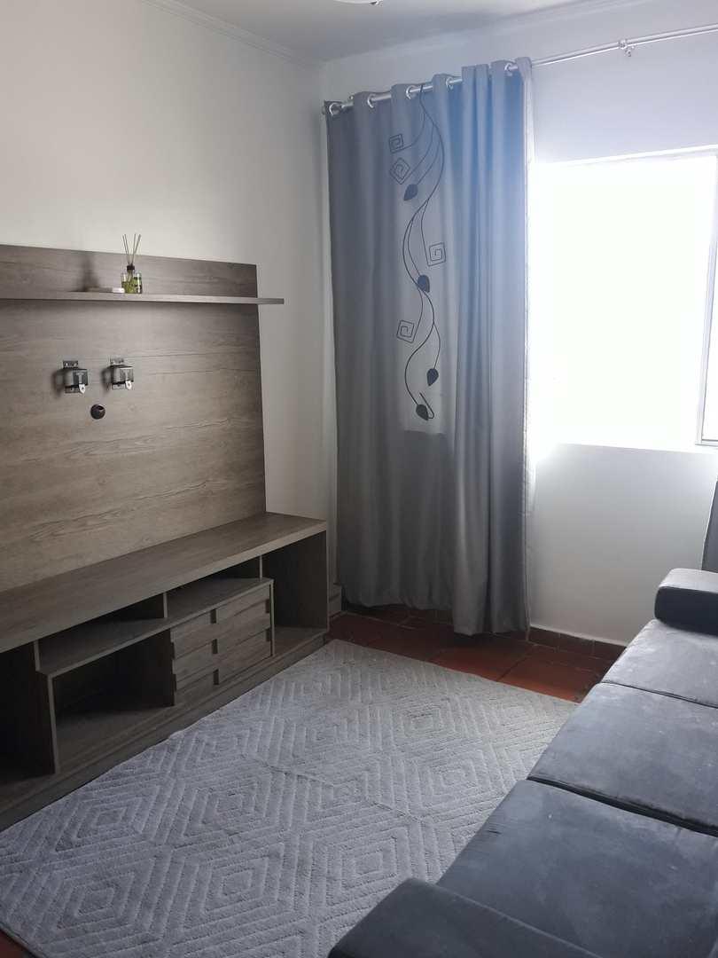 Apartamento com 2 dorms, Vila Nossa Senhora de Fátima, São Vicente - R$ 220 mil, Cod: 10967