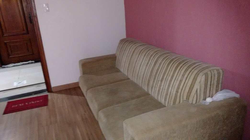 Flat com 1 dorm, Centro, São Vicente - R$ 120 mil, Cod: 10973