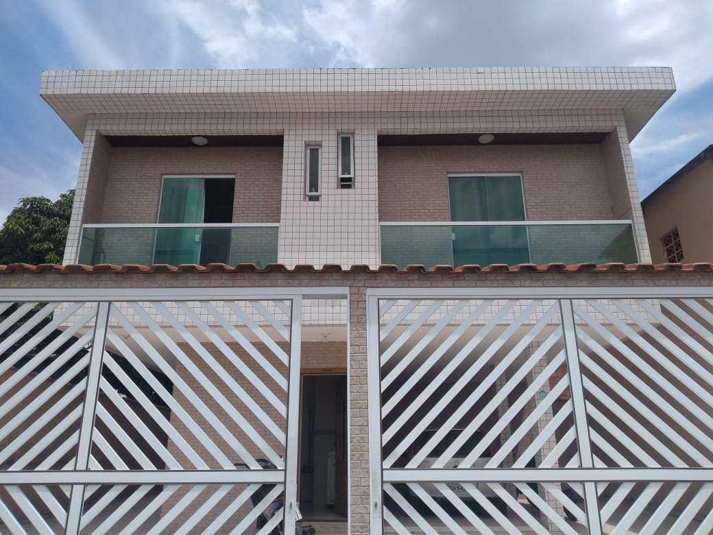 Casa com 2 dorms, Vila Margarida, São Vicente - R$ 220 mil, Cod: 10991