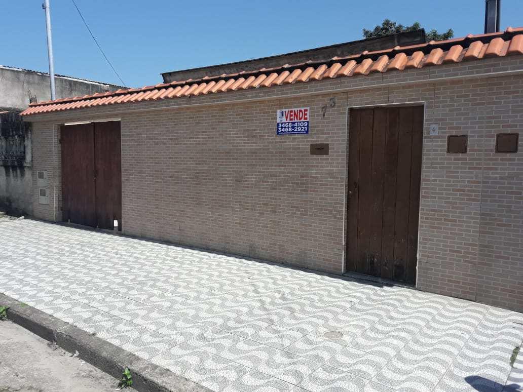Casa com 2 dorms, Cidade Naútica, São Vicente - R$ 280 mil, Cod: 11019